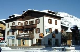 Livigno - apartmánový dům Adelina