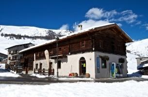 Casa Gallo - apartmány kousek od pěší zóny v Livignu