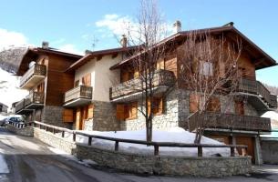 Apartmán Chalet Rin - Livigno