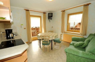 Apartmán Gisella - trilo TRAMONTO - Livigno
